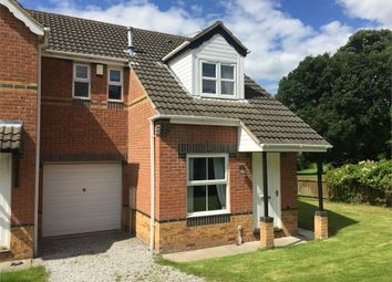 Thumbnail 3 bed semi-detached house to rent in St Marks Close, Worksop, Nottinghamshire
