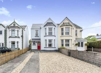 Thumbnail 3 bedroom semi-detached house for sale in Pontardulais Road, Gorseinon, Swansea