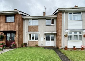 Thumbnail 3 bedroom terraced house to rent in Gwalia Close, Gorseinon, Swansea, City And County Of Swansea.