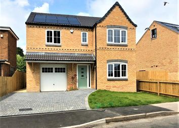 Thumbnail 4 bed detached house for sale in Silver Street, Wragby, Market Rasen