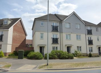 Thumbnail 4 bedroom town house for sale in Sir Alfred Munnings Road, Costessey, Norwich