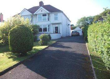 Thumbnail Semi-detached house for sale in Dunston, Dale Road, Haverfordwest, Pembrokeshire