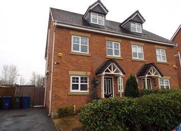 4 bed semi-detached house for sale in Bryn Coch, Wrexham LL11