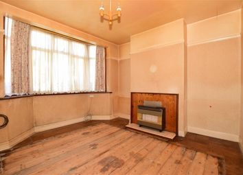 Thumbnail 3 bed end terrace house for sale in Grove Road, Bexleyheath, Kent