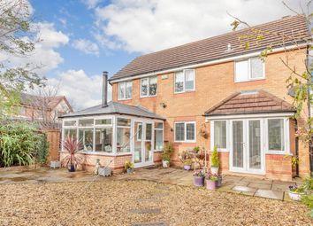 Thumbnail 4 bedroom detached house for sale in Glebelands, Preston, Lancashire