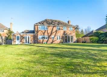 Thumbnail 5 bed detached house for sale in Moor Place, Windlesham