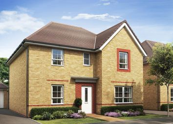 """Thumbnail 5 bedroom detached house for sale in """"Lamberton"""" at Wintour Drive, Lydney"""