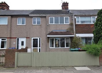 Thumbnail 3 bed terraced house for sale in Cromwell Road, Grimsby