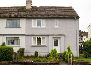 Thumbnail 3 bed semi-detached house for sale in Glenweir Avenue, Cumnock, East Ayrshire