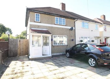 Thumbnail 3 bed semi-detached house for sale in Browning Avenue, Worcester Park