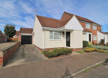 Thumbnail 2 bed semi-detached bungalow for sale in Hereward Close, Wivenhoe, Colchester