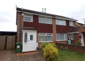 Thumbnail 3 bed semi-detached house for sale in Severn Way, Bletchley, Milton Keynes, Buckinghamshire