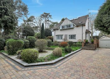 Thumbnail 3 bed detached house for sale in Compton Avenue, Canford Cliffs, Poole