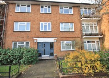 Thumbnail 1 bed flat for sale in Furzecroft, Percy Avenue, Ashford, Surrey