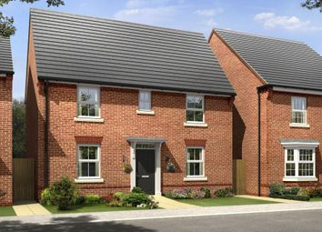 "Thumbnail 3 bed detached house for sale in ""Hadley"" at Rush Lane, Market Drayton"