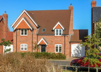 Nalder Green, East Challow, Wantage OX12. 4 bed detached house for sale
