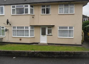 Thumbnail 2 bed flat to rent in Ruperra Close, Bassaleg, Newport