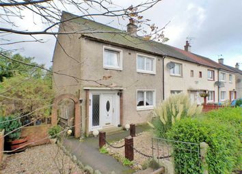 Thumbnail 3 bed end terrace house for sale in Easterton Avenue, Busby, Glasgow