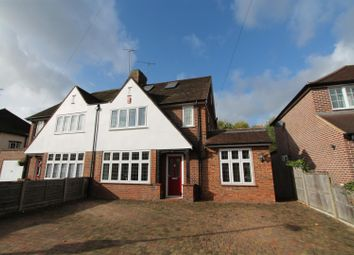 Thumbnail 4 bed semi-detached house for sale in Endymion Road, Hatfield