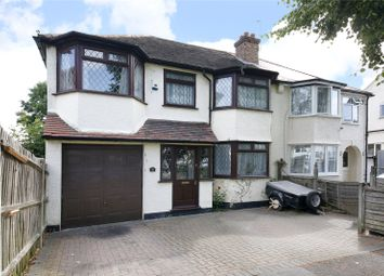 Thumbnail 5 bed semi-detached house for sale in Oak Grove Road, London