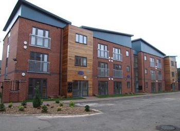 Thumbnail 2 bed flat to rent in The Willows, Hillsborough, Sheffield