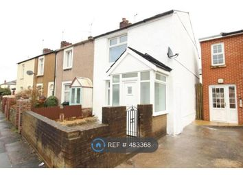 Thumbnail 2 bedroom end terrace house to rent in Duckpool Road, Newport