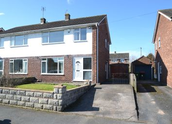 Thumbnail 3 bed semi-detached house to rent in Mentone Crescent, Edgmond, Newport