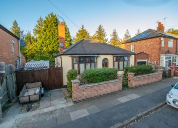 Thumbnail 2 bed detached bungalow for sale in Prestwold Road, Leicester