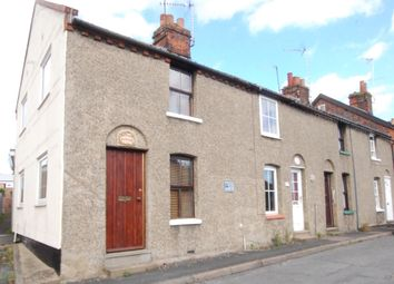 Thumbnail 2 bed end terrace house to rent in New Cut, Halesworth