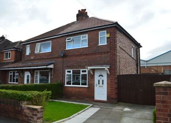 Thumbnail 2 bedroom semi-detached house to rent in Hazel Avenue, Little Hulton, Manchester
