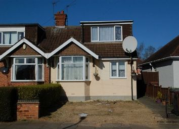 Thumbnail 3 bedroom semi-detached house for sale in Lovat Drive, Duston, Northampton
