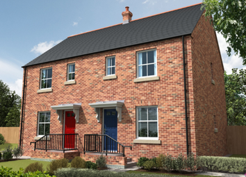 Thumbnail 2 bed semi-detached house for sale in The Elcho, Eton Way, Boston