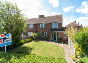 Thumbnail 3 bedroom semi-detached house for sale in Burch Avenue, Sandwich