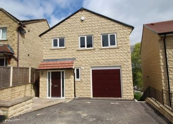 Thumbnail 3 bed detached house for sale in Plantation Fold, Keighley