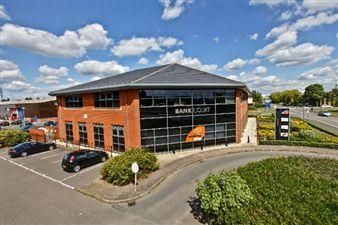 Thumbnail Office to let in 1 Bank Court, Weldon Road, Loughborough, Leicestershire