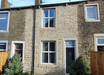 Thumbnail 2 bed terraced house for sale in Railway Street, Foulridge, Colne, Lancashire