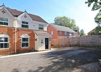 Thumbnail 3 bed semi-detached house to rent in Rattigan Gardens, Whiteley, Fareham
