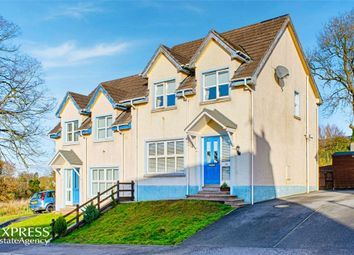 Thumbnail 3 bedroom semi-detached house for sale in Canal Court, Scarva, Craigavon, County Down