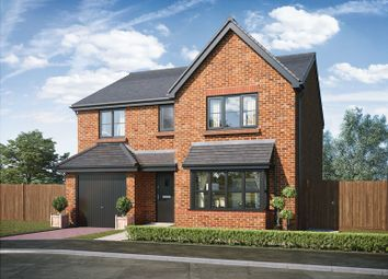 Thumbnail 4 bed detached house for sale in Highclove Lane, Boothstown, Worsley