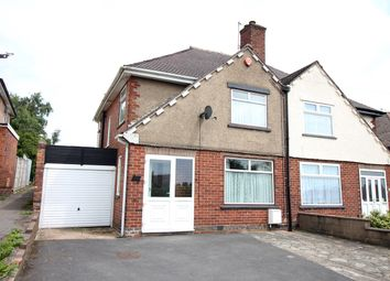 Thumbnail 3 bed semi-detached house for sale in Nottingham Road, Eastwood, Nottingham