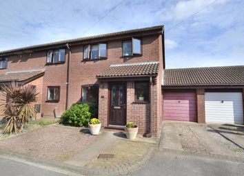 Thumbnail 3 bedroom end terrace house for sale in The Willows, Quedgeley, Gloucester