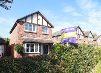 Thumbnail 3 bed detached house for sale in Cheviot Green, Warsash, Southampton