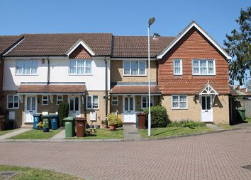 Thumbnail 2 bed terraced house to rent in Oakcroft Close, Pinner