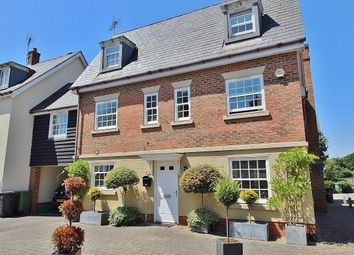 Thumbnail 6 bed detached house for sale in Hatchmore Road, Denmead, Waterlooville