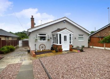 Thumbnail 2 bed detached bungalow for sale in Brookhouse Lane, Bucknall, Stoke-On-Trent