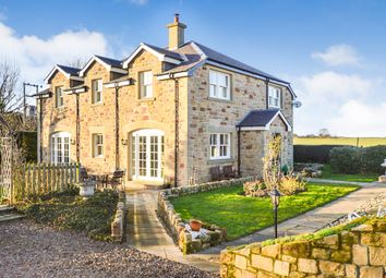 Thumbnail 4 bedroom detached house for sale in Orchard House, Bowsden, Northumberland
