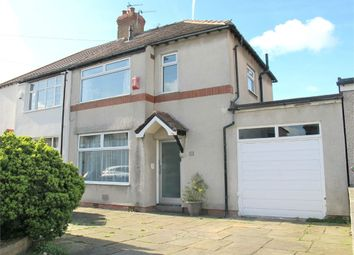 Thumbnail 3 bed semi-detached house for sale in Ridgetor Road, Woolton, Liverpool, Merseyside