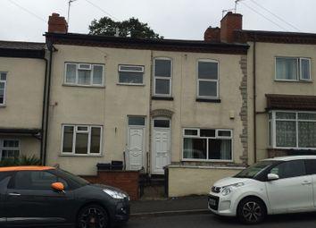 Thumbnail 3 bedroom terraced house to rent in Church Road, Erdington, Birmingham