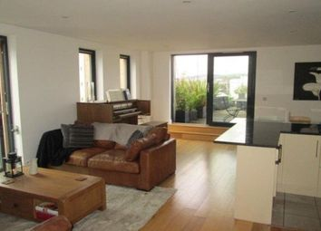 Thumbnail 3 bed flat to rent in Millennium Promenade, Bristol