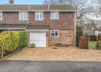 Thumbnail 3 bed end terrace house for sale in Windsor Walk, Lindford, Bordon, Hampshire